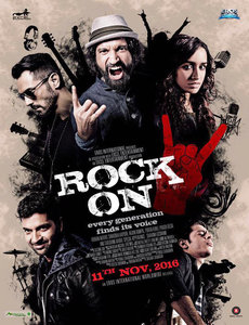 Rock On 2 Poster